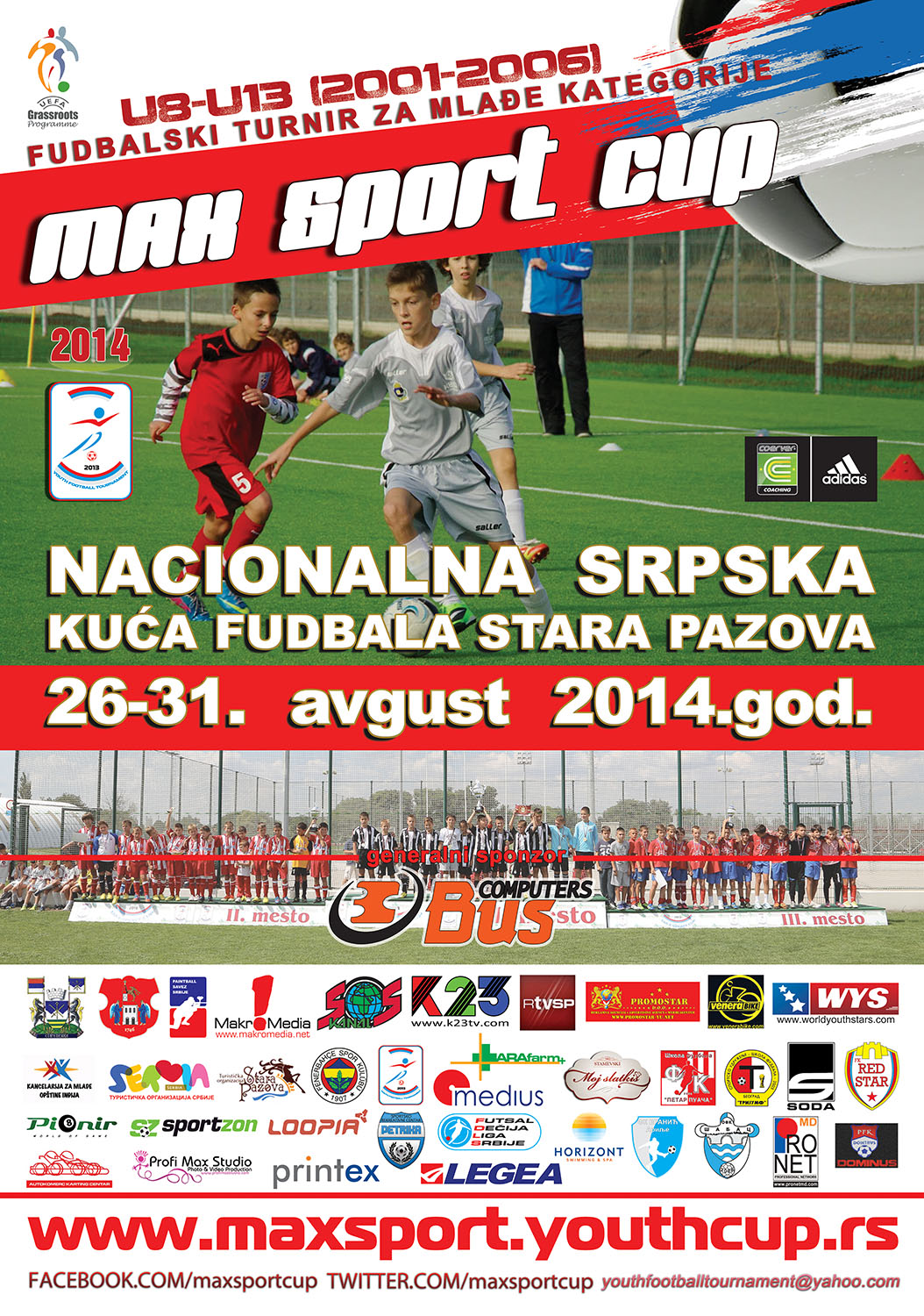 Max sport Cup 2014